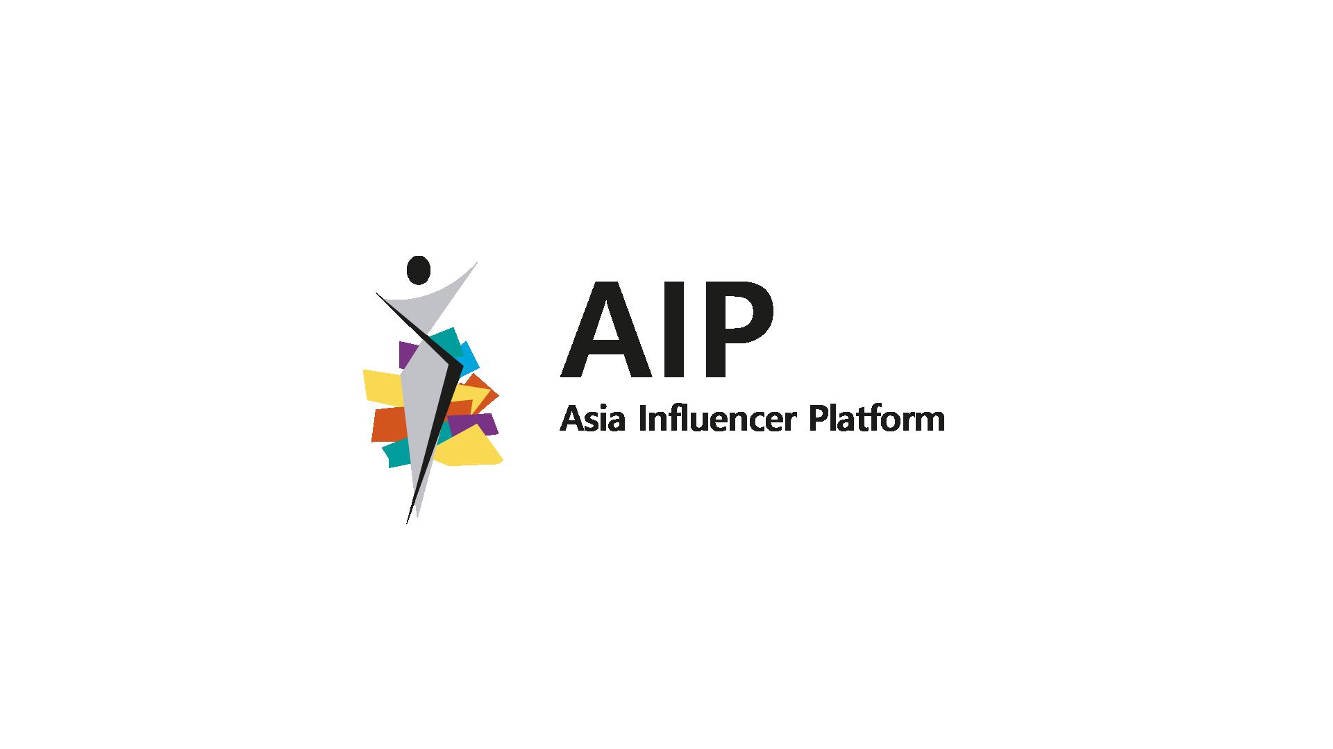 AIP Asia Influencer Platform png logo