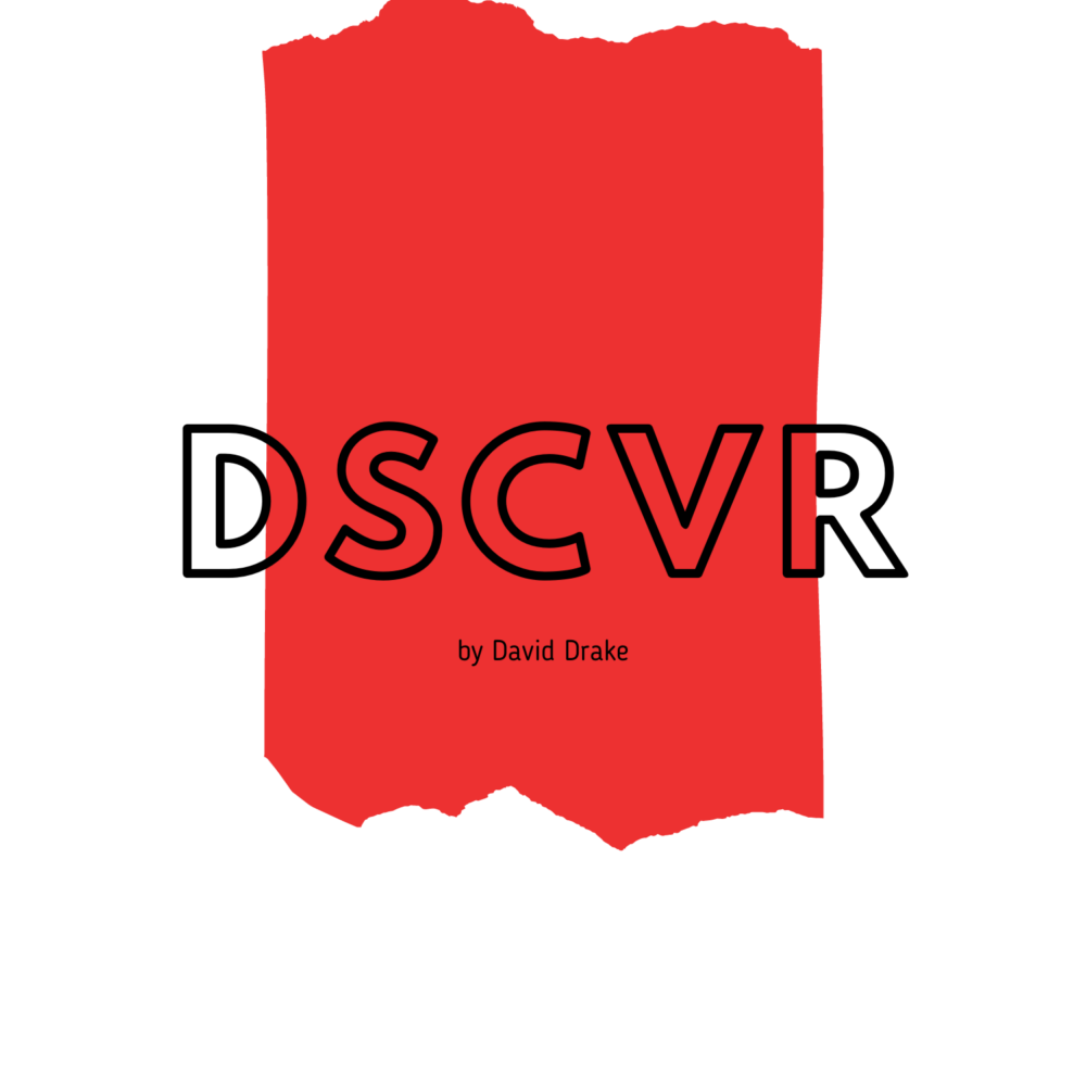 DSCVR by David Drake LOGO (1)
